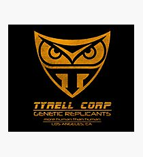Tyrell Corporation Photographic Print