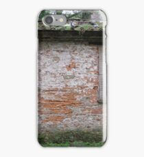 Lucca wall iPhone Case/Skin