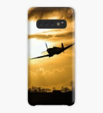 Spitfire lines  Case/Skin for Samsung Galaxy