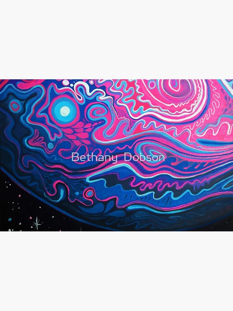 Jupiter - Acrylmalerei von cloudsover31