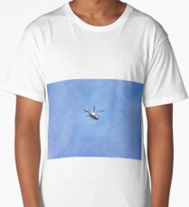 Helicopter Long T-Shirt
