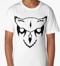 """""""The owl of Minerva spreads its wings only with the falling of the dusk."""" Long T-Shirt"""