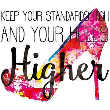 standarts high heels higher_design by woweffect
