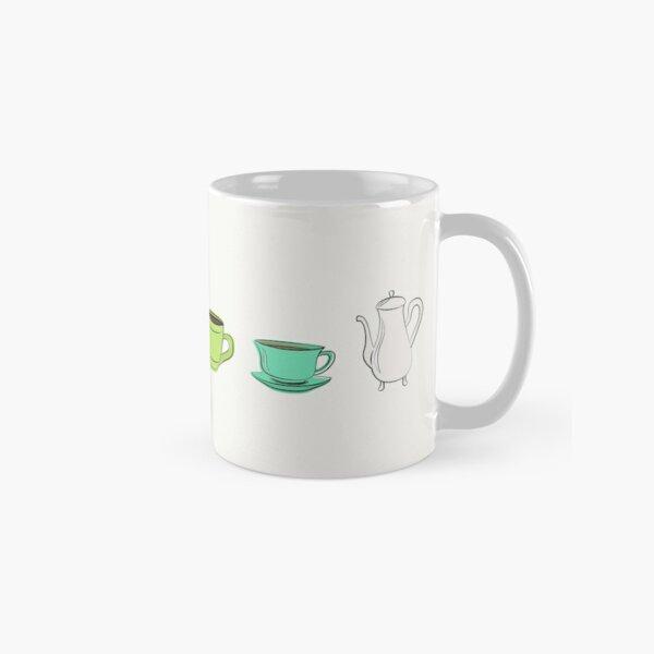 Coffee Lovers Classic Mug