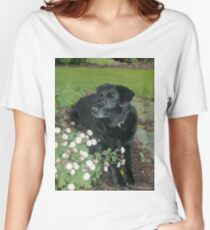 Black Lab  Women's Relaxed Fit T-Shirt