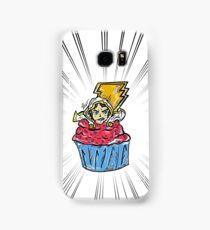 Super Kid Cupcake Samsung Galaxy Case/Skin