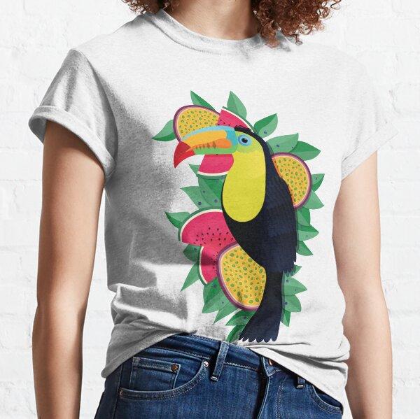 Tropical toucan Classic T-Shirt