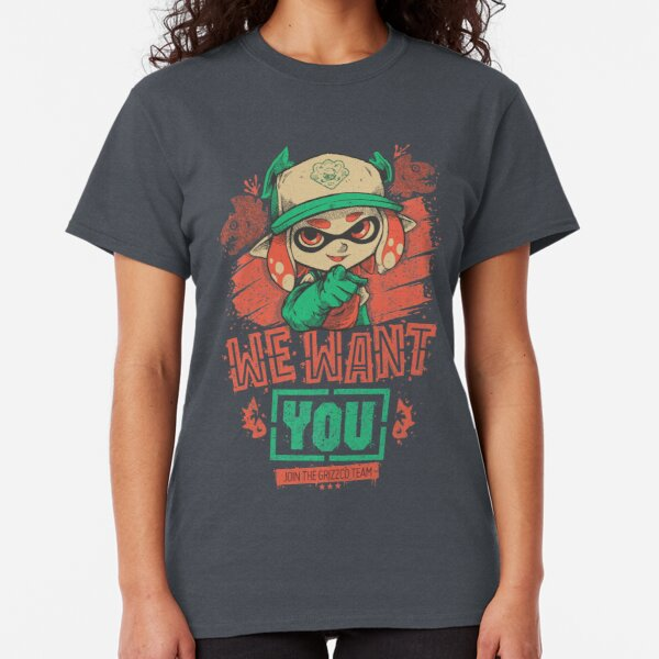 We Want You! Classic T-Shirt
