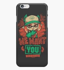 We Want You! iPhone 6 Case