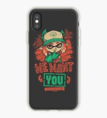 We Want You! iPhone Case