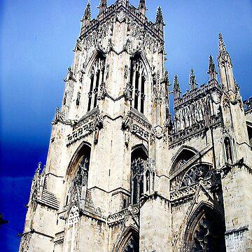 York Minster by MarkJones