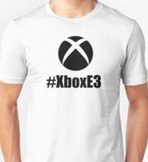 Xbox E3 Plus/#XboxE3 Design #E3 T-Shirt