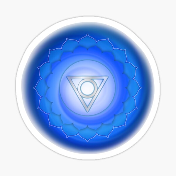 Vishuddha Sticker