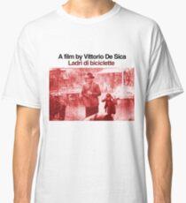 BICYCLE THIEVES/LADRI DI BICICLETTE // VITTORIO DE SICA Classic T-Shirt