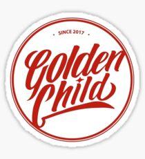 Golden Child Logo Sticker
