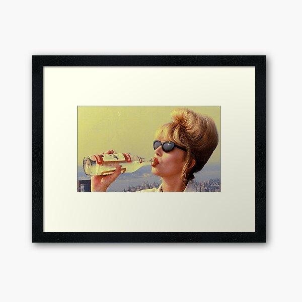 Sassy Patsy Stone merch Framed Art Print