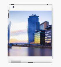 BBC at Media City iPad Case/Skin