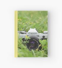 Canon and Clover Hardcover Journal