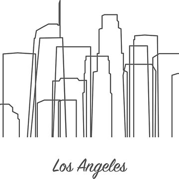 Los Angeles by danielcampagna