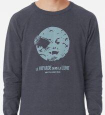 Eine Reise zum Mond Leichter Pullover