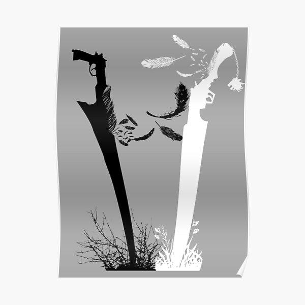 Final Fantasy VIII Lames de rivaux Poster
