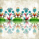 Green river flowers by MajaVeselinovic