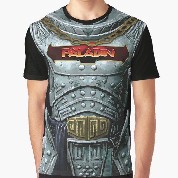Dungeon Adventurewear: Paladin Graphic T-Shirt