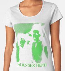 Alien Sex Fiend - 'Smells Like... Transparency' Women's Premium T-Shirt