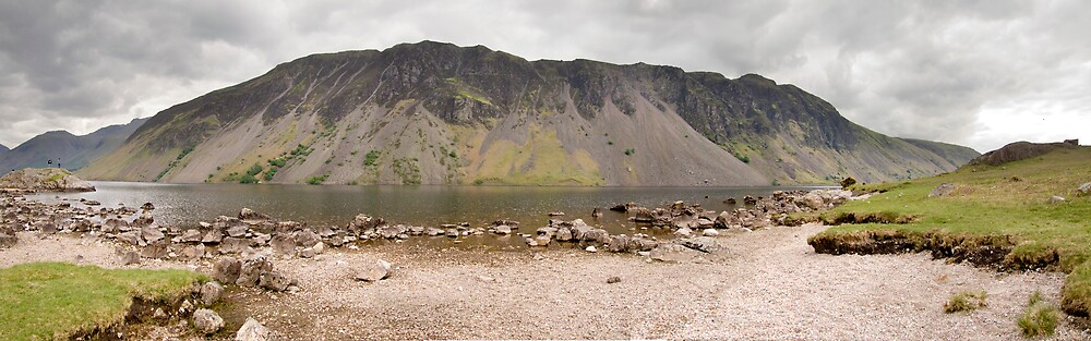 The Screes by Stephen Paylor