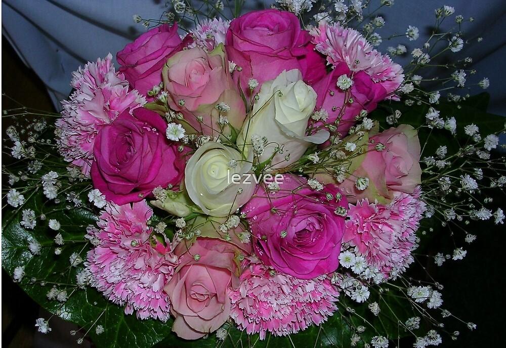 Pink Bouquet by lezvee