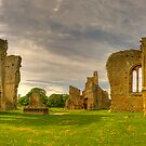 Egglestone Abbey by Stephen Paylor