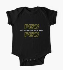 The Phantom Pew Pew One Piece - Short Sleeve