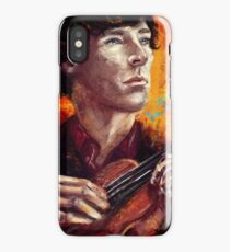 When You Think He Can't See You iPhone Case/Skin