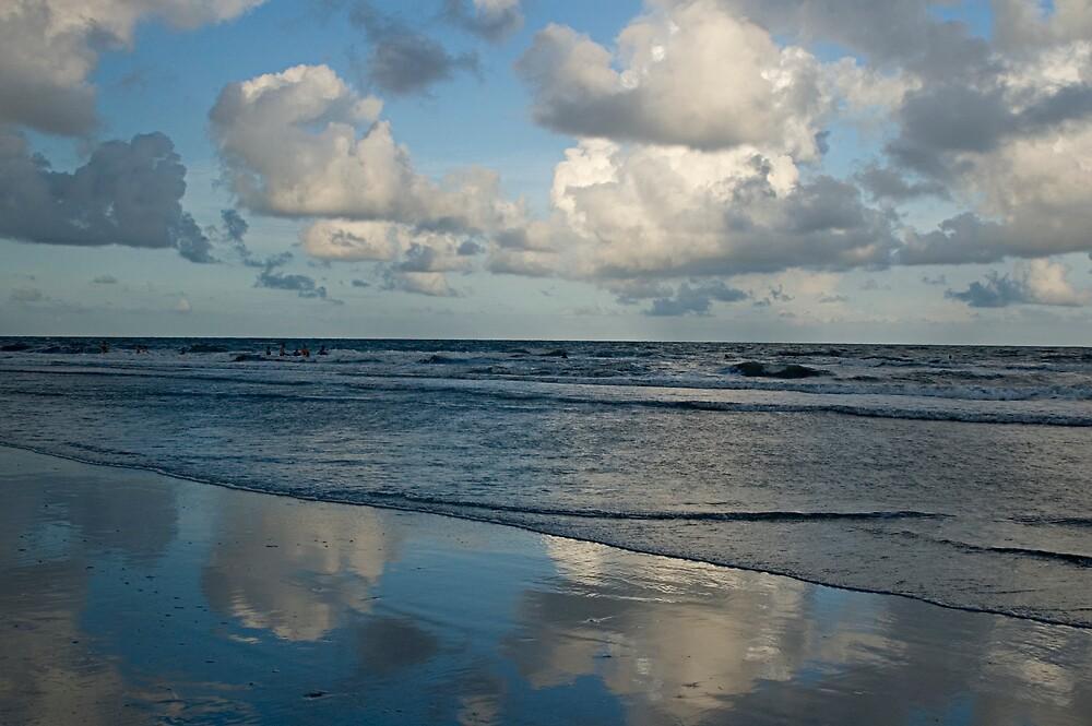 Dreissen Beach, Hilton Head by fauselr