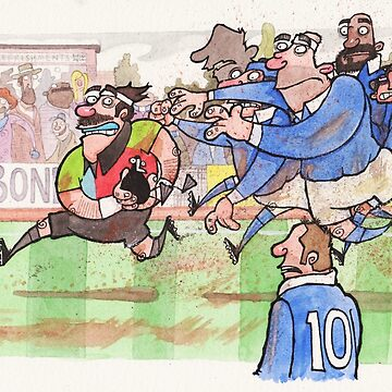 Coot Rugby by dotmund