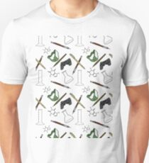 science/geek collage T-Shirt