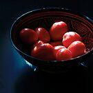 Fruit bowl by Paul Pasco