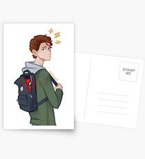 Peter Parker Postcards