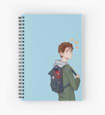 Peter Parker Spiral Notebook