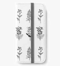 Flowers  iPhone Wallet/Case/Skin