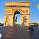 Arc de Triomphe by EUon4wheels