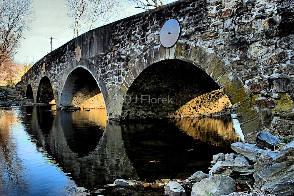 Meadows Bridge by DJ Florek