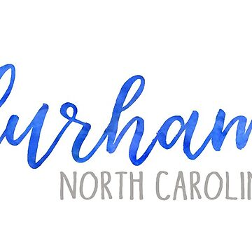 Durham, North Carolina by pop25