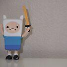 Adventure Time Figurine (Finn) by oldgreg