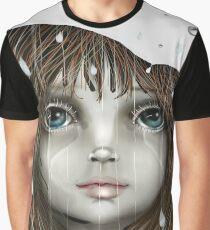 It's Raining Graphic T-Shirt
