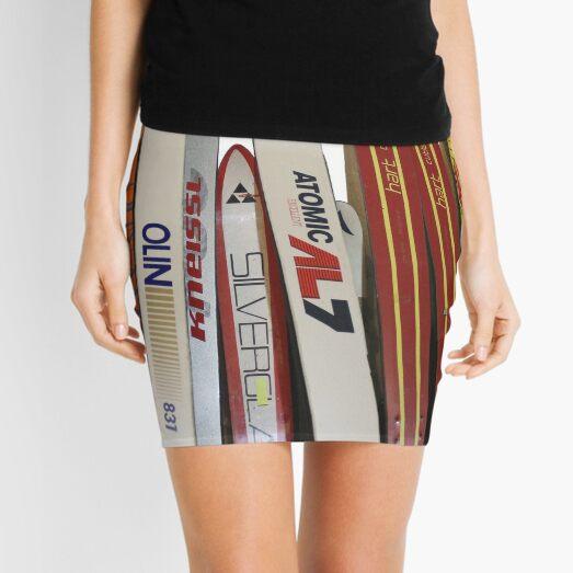 Skis Mini Skirt