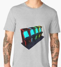 Voxel Arcade Men's Premium T-Shirt