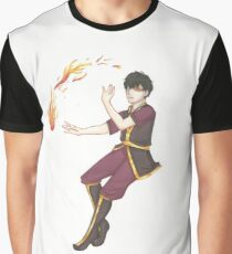 What in fire nation Graphic T-Shirt