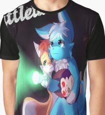 Tattletail horror  Graphic T-Shirt