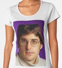 A young Louis Theroux  Women's Premium T-Shirt